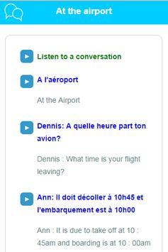learn french speak french 截图 12