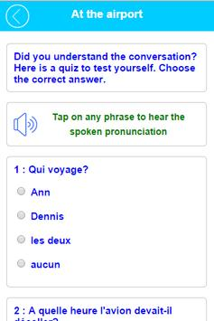 learn french speak french 截图 15