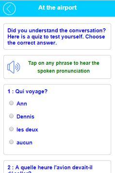 learn french speak french 截图 23
