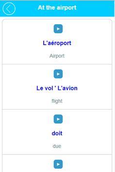 learn french speak french 截图 22