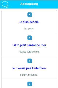 learn french speak french 截图 3