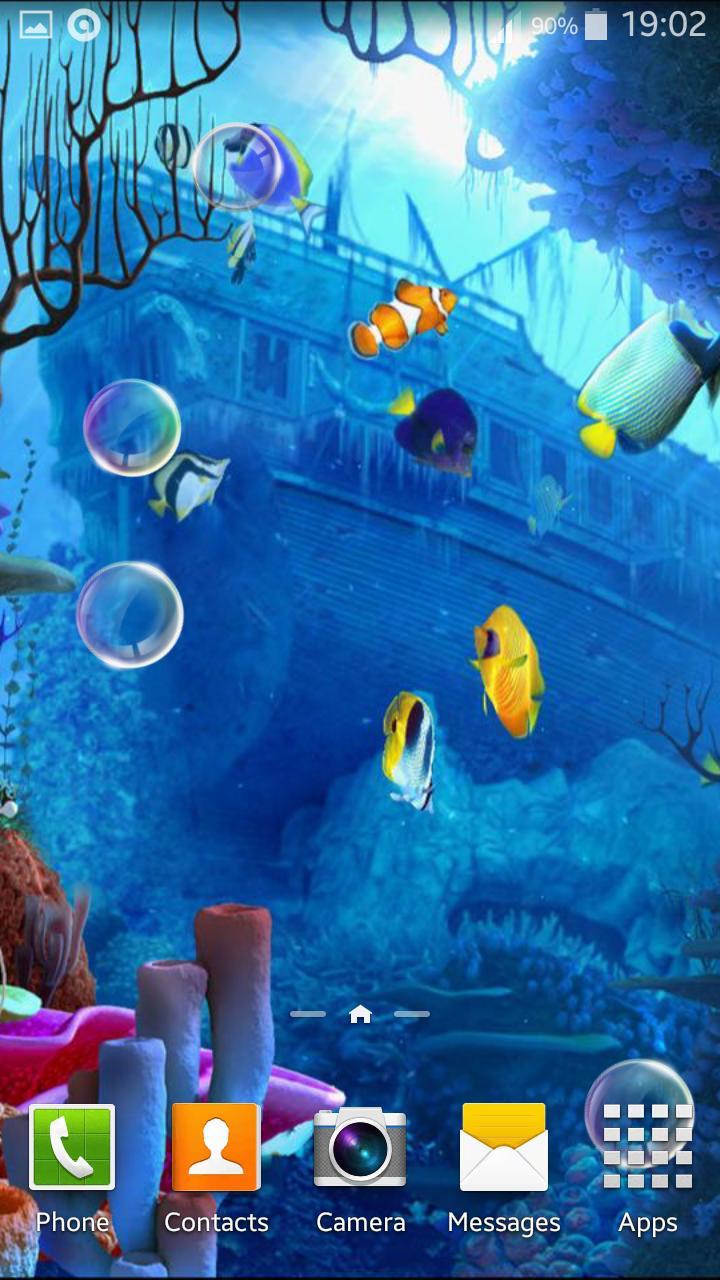 Acquario Sfondi Animati For Android Apk Download