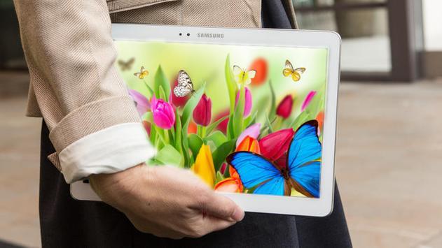 Flowers Live Wallpaper screenshot 5