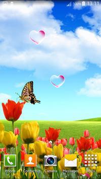 Flowers Live Wallpaper screenshot 2