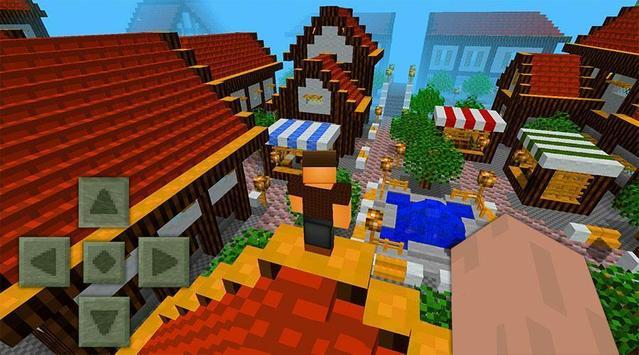 Maxi Craft Exploration 3D 2019 screenshot 2