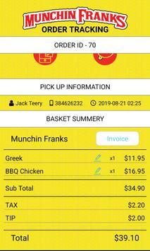 Munchin Franks screenshot 5