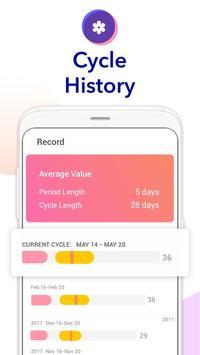 Ovulation Calendar & Fertility screenshot 4