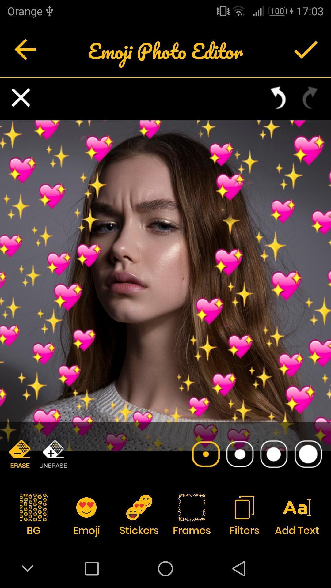 Emoji Background Photo Editor Emoji Wallpaper For