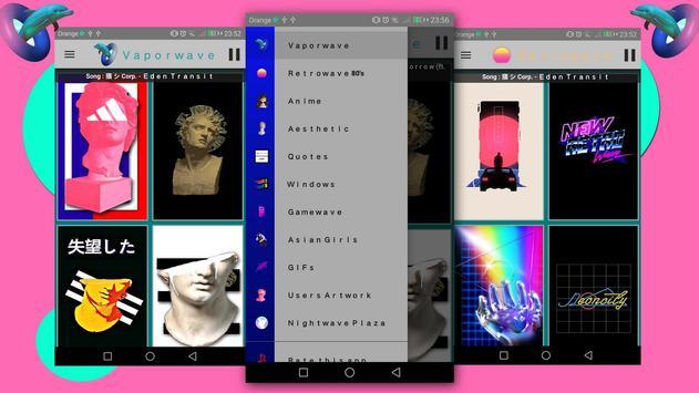 Vaporwave Wallpapers screenshot 10