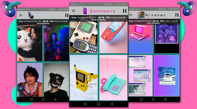 Vaporwave Wallpapers poster Vaporwave Wallpapers screenshot 1 Vaporwave Wallpapers screenshot 2 ...