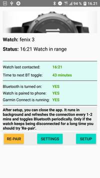 Reconnect Garmin Watch for Android - APK Download