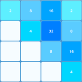 2048 (Blue Light) icon
