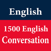 English 1500 Conversation 圖標