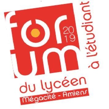Forum du lycéen à l'étudiant - Amiens 2019 poster