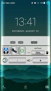 Bluetooth Audio Widget Battery FREE 스크린샷 4