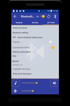 Bluetooth Audio Widget Battery FREE for Android - APK Download