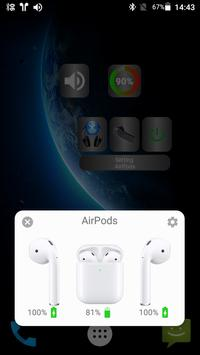 Bluetooth Audio Widget Battery FREE 스크린샷 9