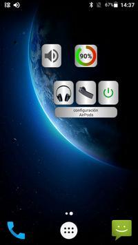Bluetooth Audio Widget Battery FREE Poster