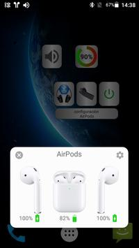 Bluetooth Audio Widget Battery FREE captura de pantalla 1