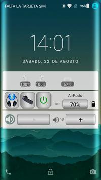 Bluetooth Audio Widget Battery FREE captura de pantalla 4