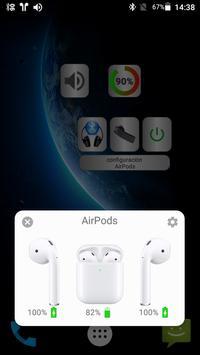 Bluetooth Audio Widget Battery FREE captura de pantalla 9