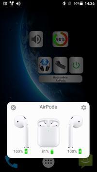 Bluetooth Audio Widget Battery FREE скриншот 1