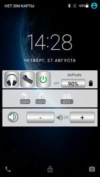 Bluetooth Audio Widget Battery FREE скриншот 6