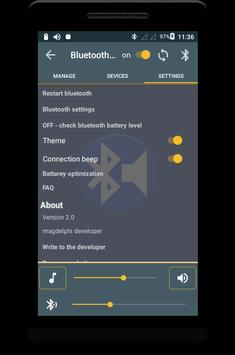 Bluetooth Audio Widget Battery for Android - APK Download