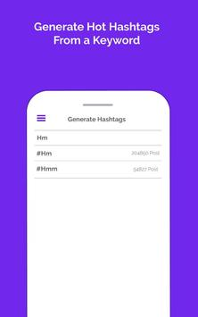 Hashtag Generator Expert for Instagram Mega Likes for Android - APK