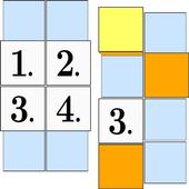 Vistalgy Dice Puzzles icon