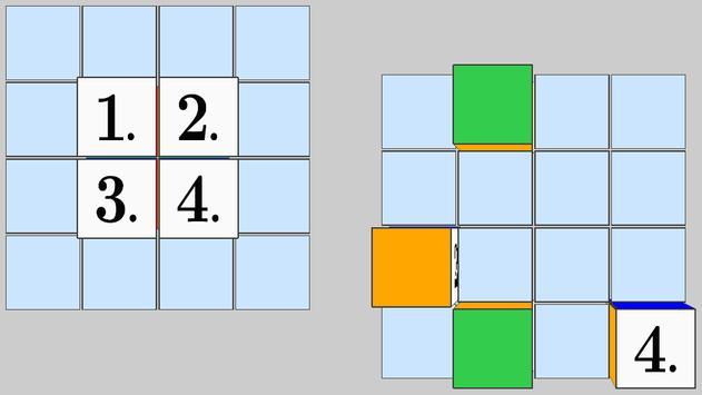 Vistalgy Dice Puzzles screenshot 3