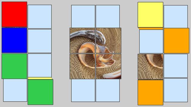 Vistalgy Dice Puzzles screenshot 1