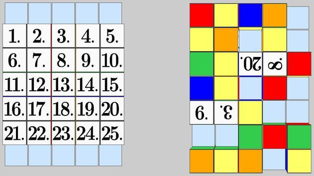 Vistalgy Dice Puzzles screenshot 4