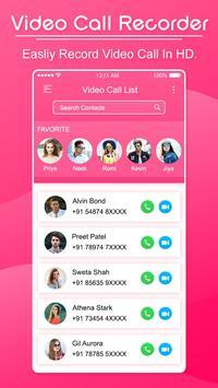 Video Call Recorder screenshot 1