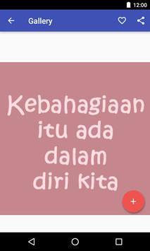 Kata Mutiara Motivasi screenshot 2