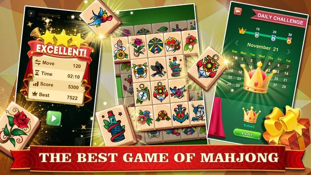 Mahjong ảnh chụp màn hình 14