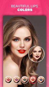DSLR Beauty Camera screenshot 1