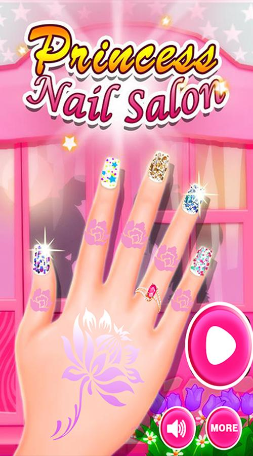 Manicure virtual nails like a real nail salon! for Android