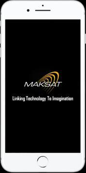 Maksat Tech poster