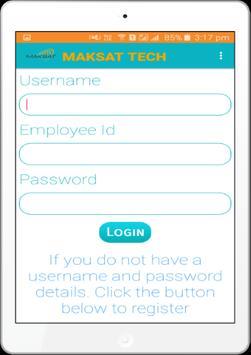 Maksat Tech screenshot 10