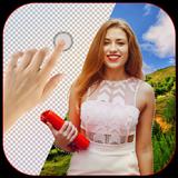 Auto Cut paste Background Remove Photo Editor