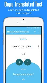 Malay English Translator screenshot 2