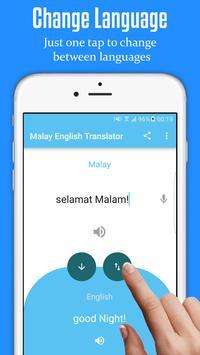 Malay English Translator screenshot 3
