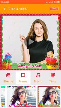Malayalam birthday video maker screenshot 13