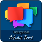 Malayalam Chat Box icon