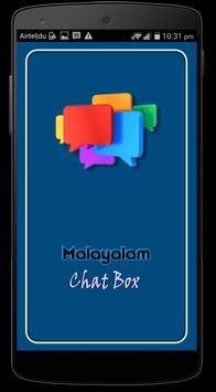 Malayalam Chat Box poster