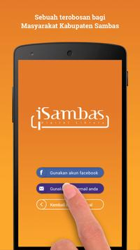 iSambas screenshot 2