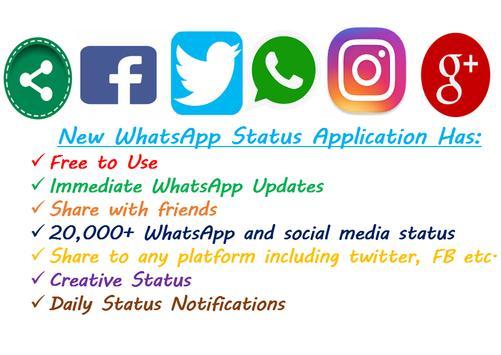 New WhatzApp Status screenshot 5