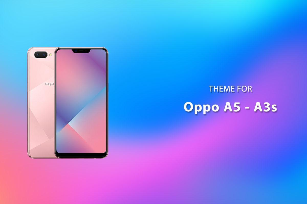 Theme for Oppo A3s - A5 for Android - APK Download
