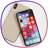 Theme for iPhone XS Max icon